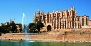 Catedral de Palma de Mallorca, conocida como La Seu.