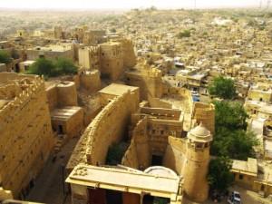 Jaisalmer, la Ciudad Dorada, es la entrada al desierto