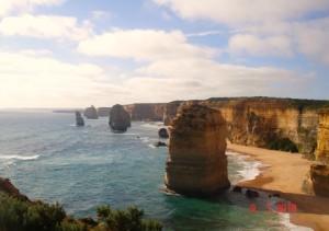 Los 12 Apóstoles, visita en un crucero por Australia