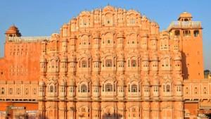 Hawa Mahal, el Palacio de los Vientos de Jaipur