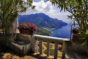 Vistas desde Ravello