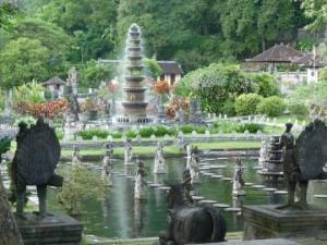 Templo de Gunung Kawi, en Tampaksining
