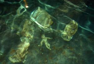 La Grotta dello Smeraldo acoge sorpresas bajo el agua