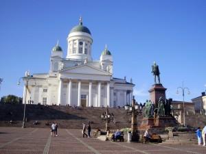 Helsinki es una de las capitales del Báltico.