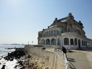 Casino de Constanza junto al Mar Negro.