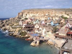 Popeye Village conserva su atractivo de cine.