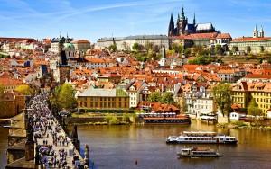 Praga es destino de Interrail.