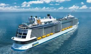 Una barco de crucero es una ciudad flotante de lujo.