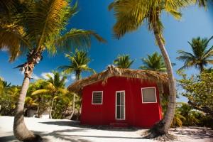 Cabaña en Isla Catalina, República Dominicana.