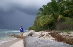 Playas solitarias casi vírgenes para explorar.