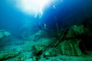 Buceo de naufragios en Coron, Palawan.