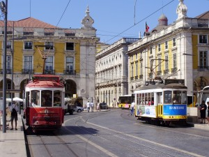 Lisboa, bellísima ciudad del Atlántico.