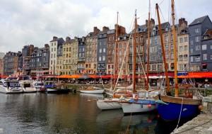 Le Havre, puerto de entrada a París.