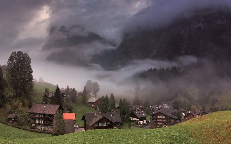 12.Grindelwald, Switzerland