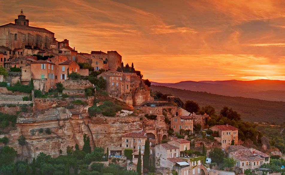 3.Gordes Village, Southeastern France