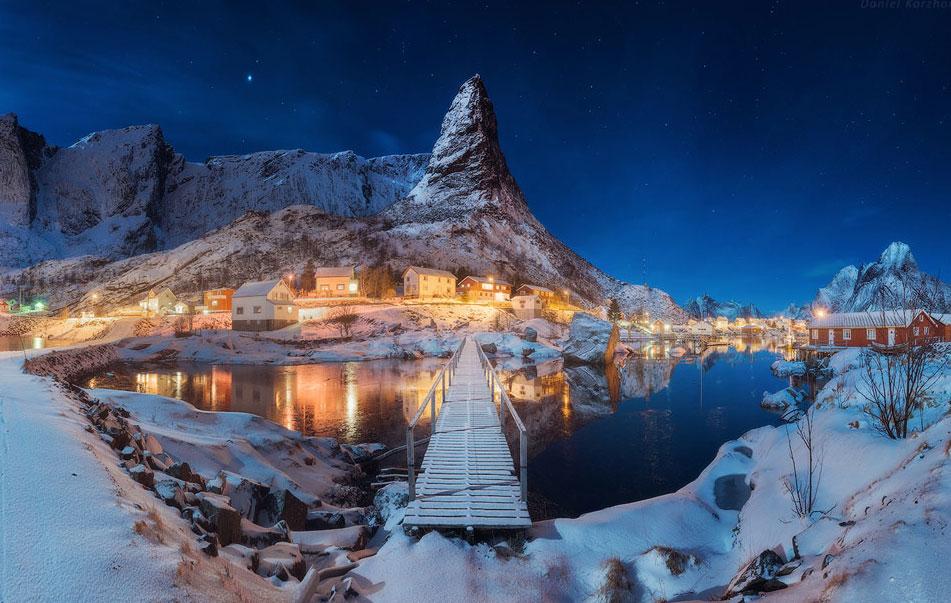 4.Senja, Norway