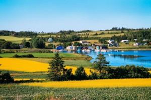 Charlottetown, la granja de Canadá.
