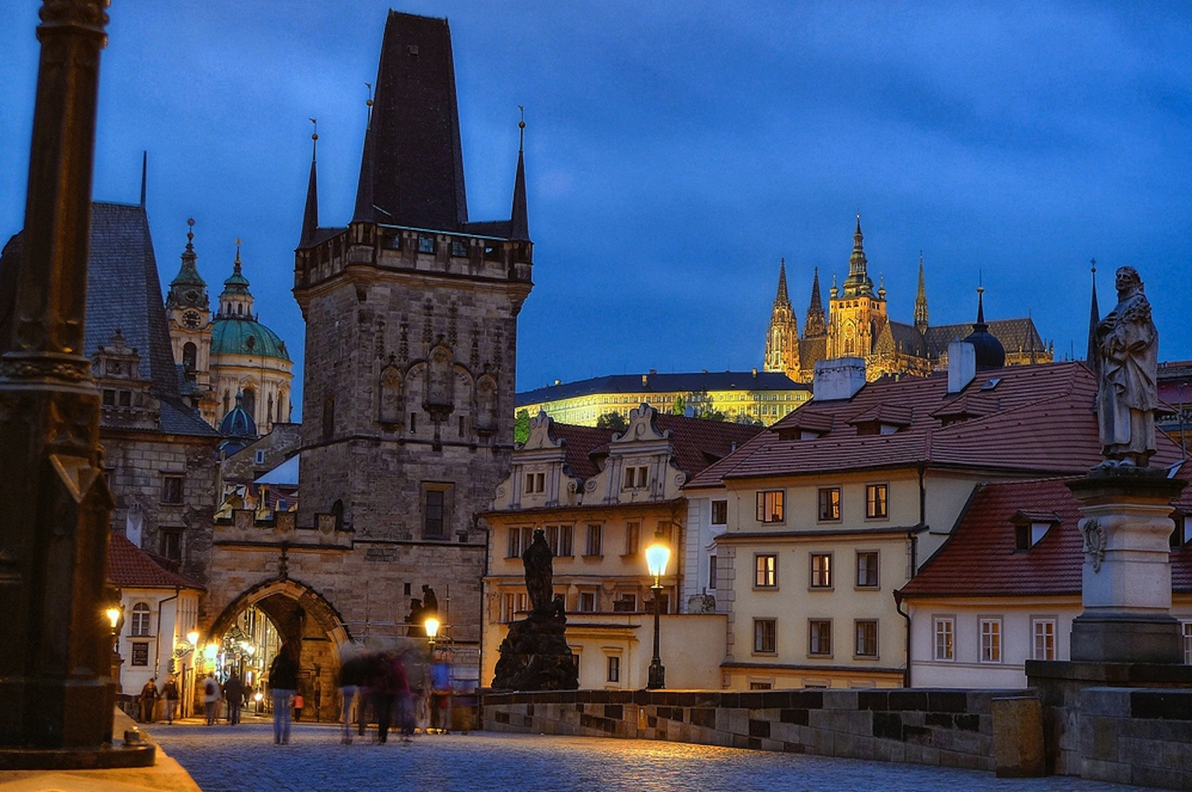 Ciudades europeas, Praga