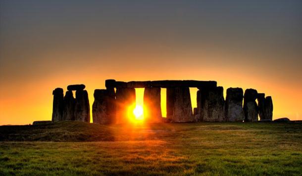 1.Stonehenge