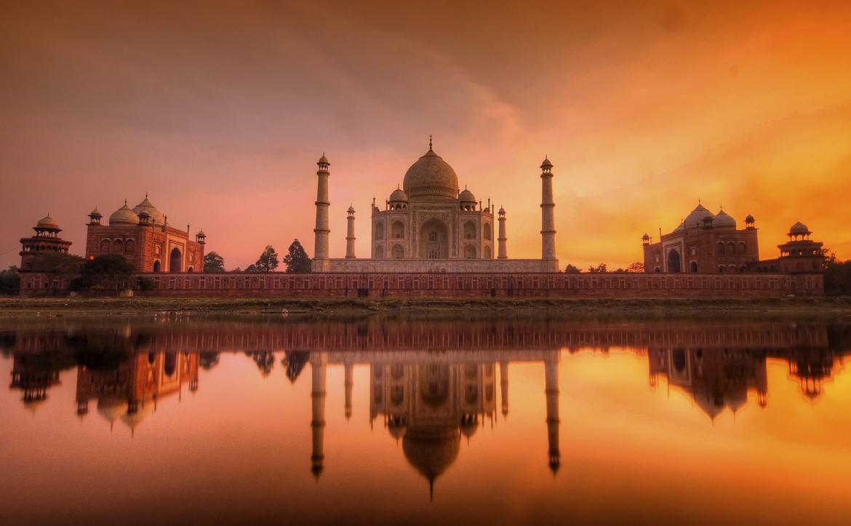 16a.Taj Mahal