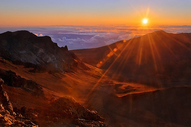 19.Mount Haleakala, Hawaii