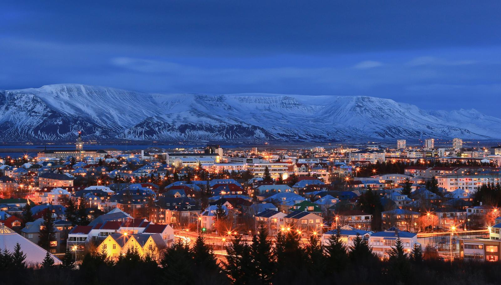 2.Reykjavik