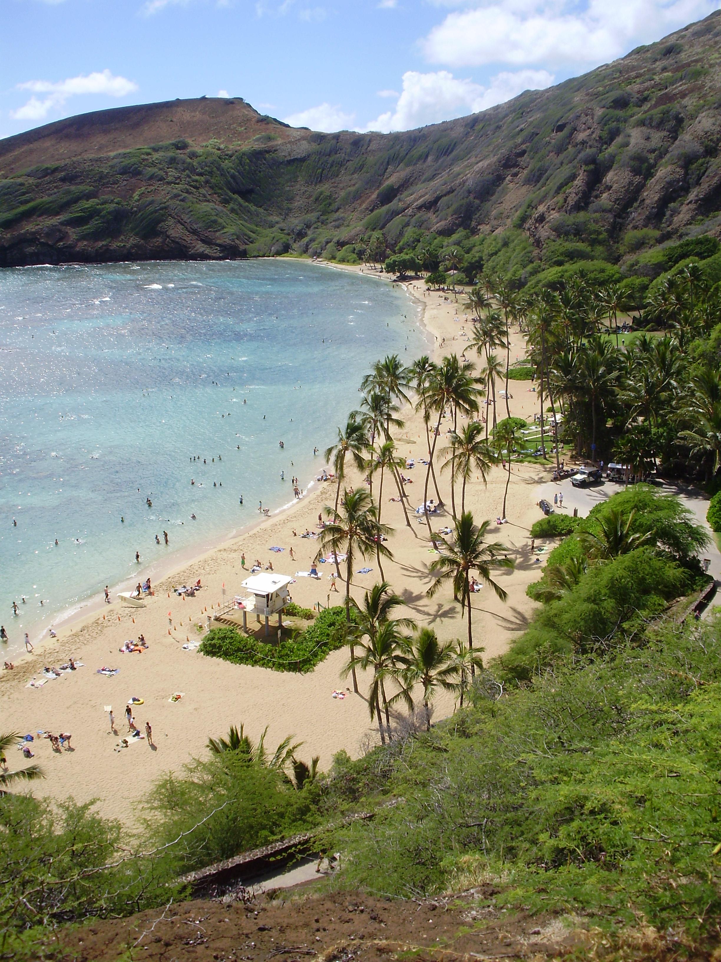 Waimea Bay, Hawai