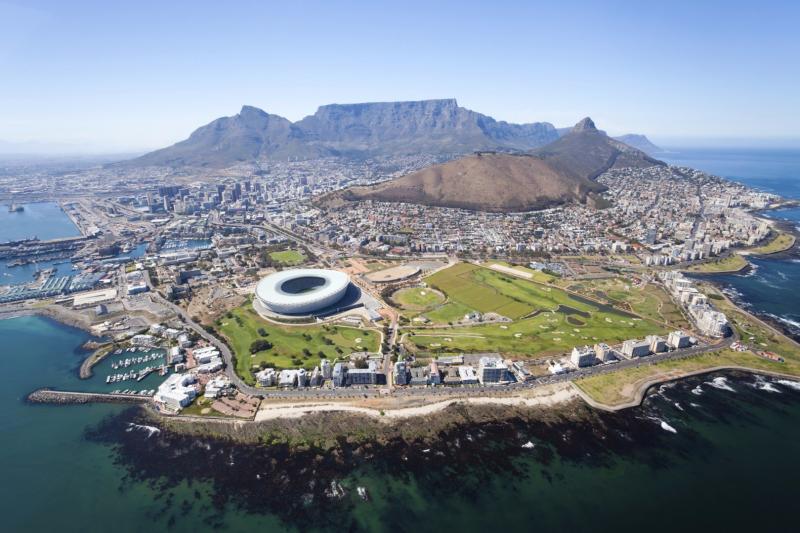 3.Ciudad del Cabo