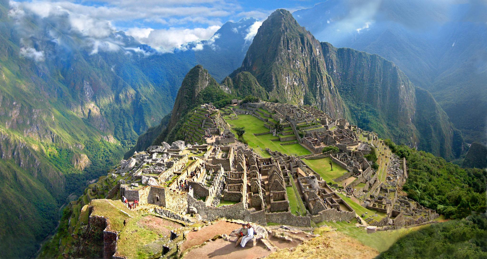 Vuelos baratos a Perú.
