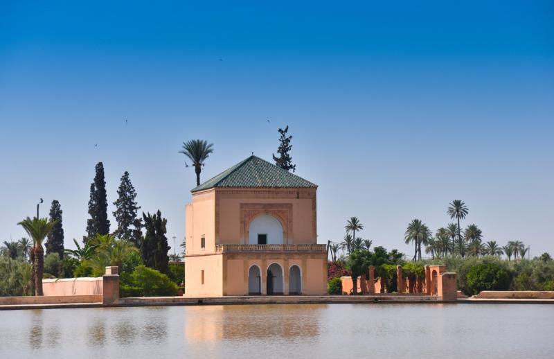 8. Marrakesh