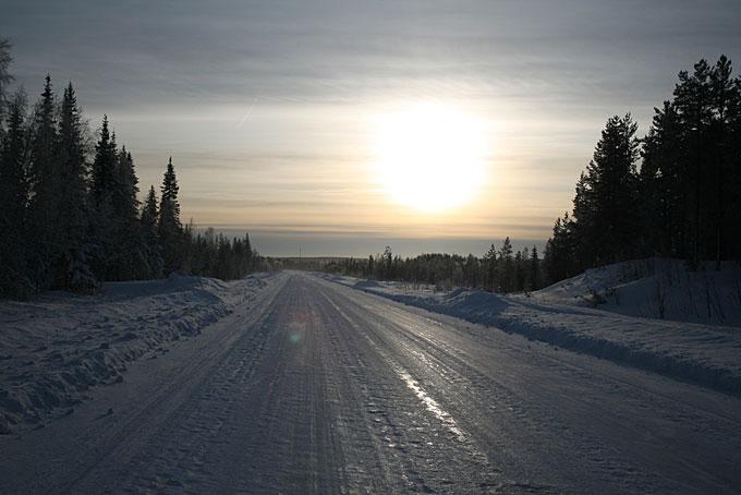 Viaje a Suecia para ver la Aurora Boreal.