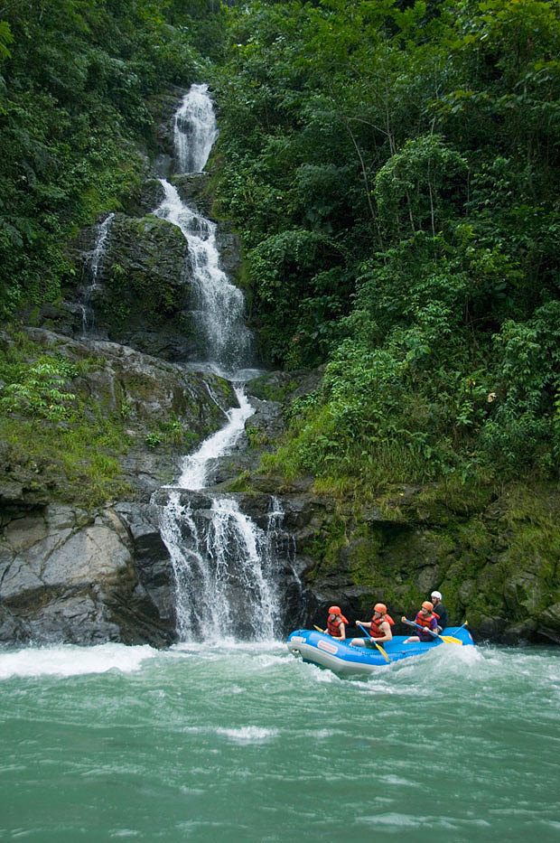Precioso paraje de Costa Rica