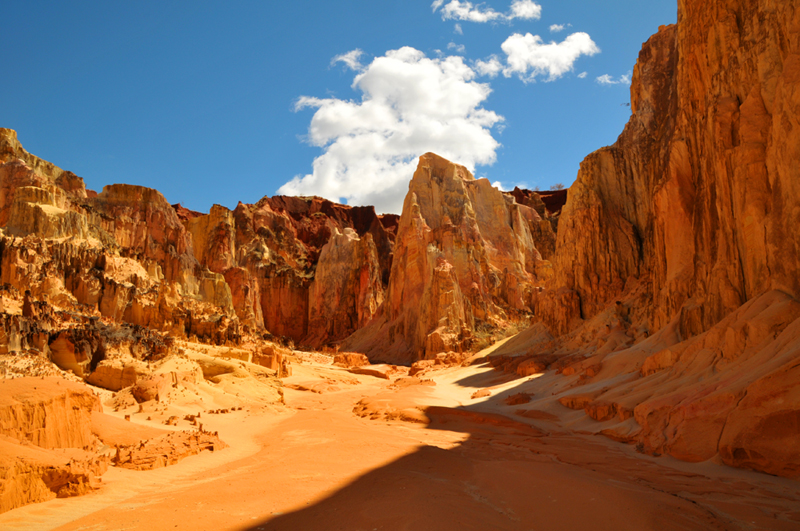 Parque Nacional de Ankarafantsika en Madagascar