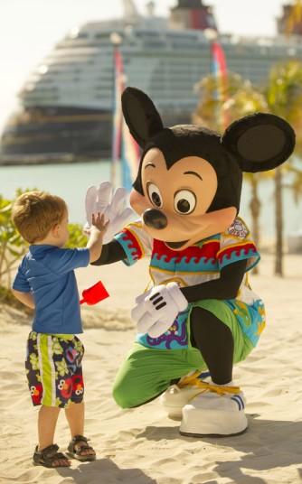 Castaway, la isla privada de Disney Cruises