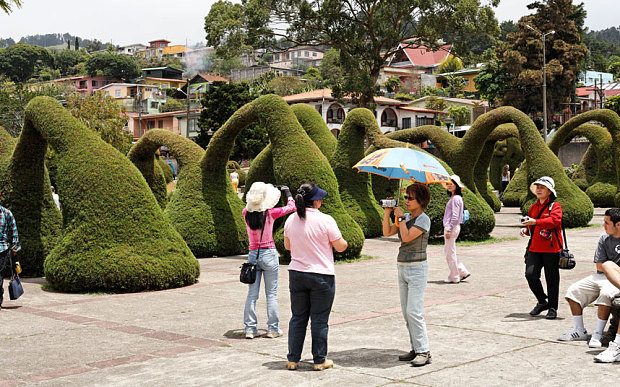 Jardines de Costa Rica