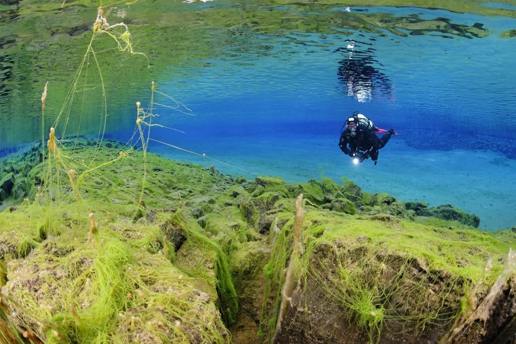 La Laguna de Silfra