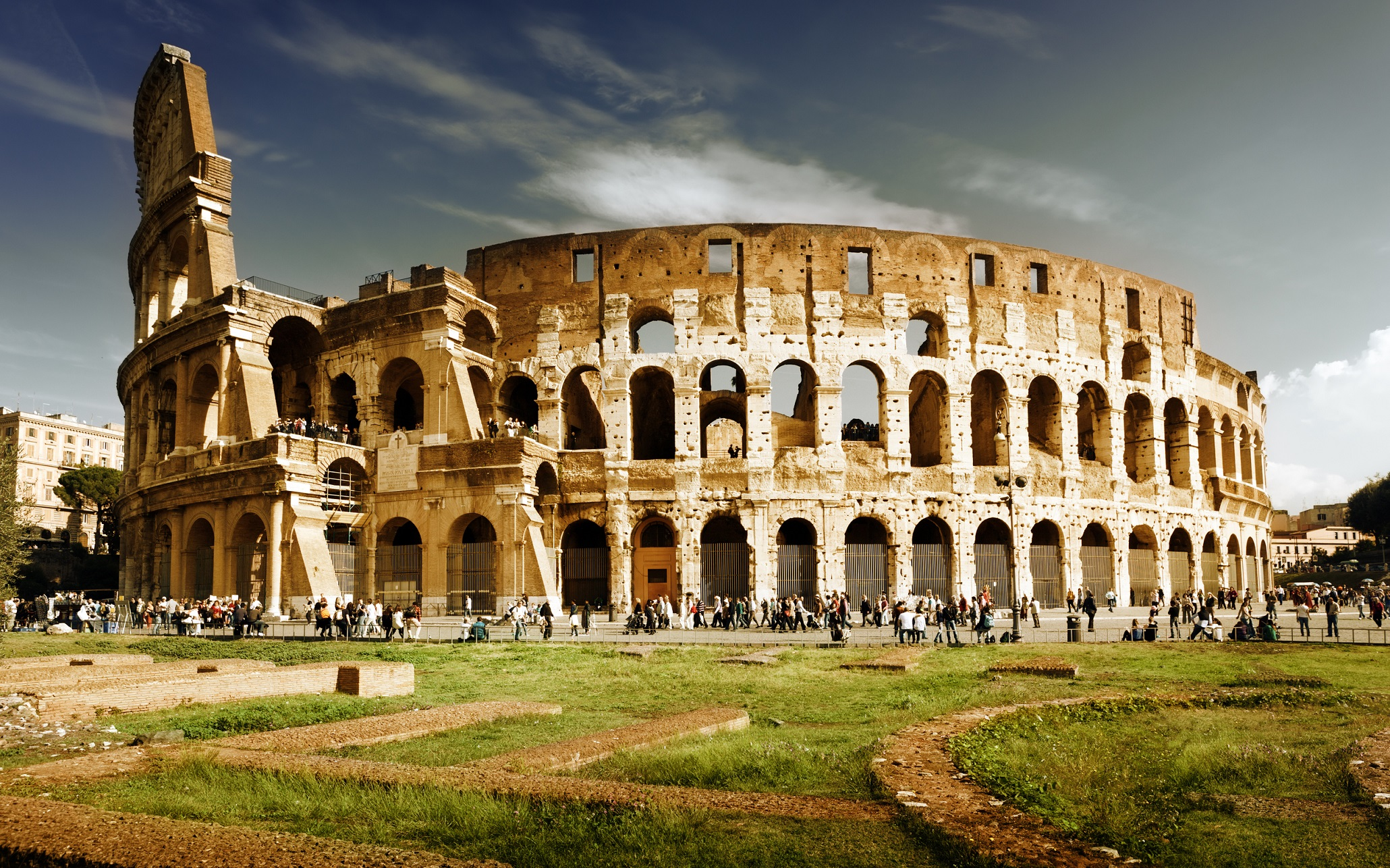 Roma en excursiones para cruceros.
