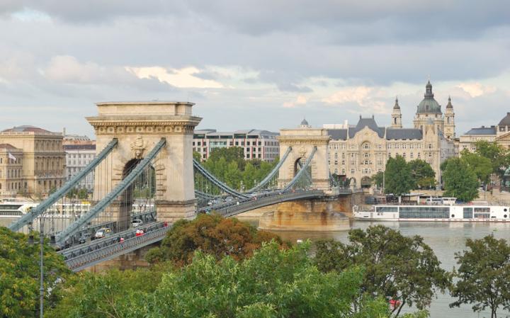 Budapest, origen del crucero por el Danubio.