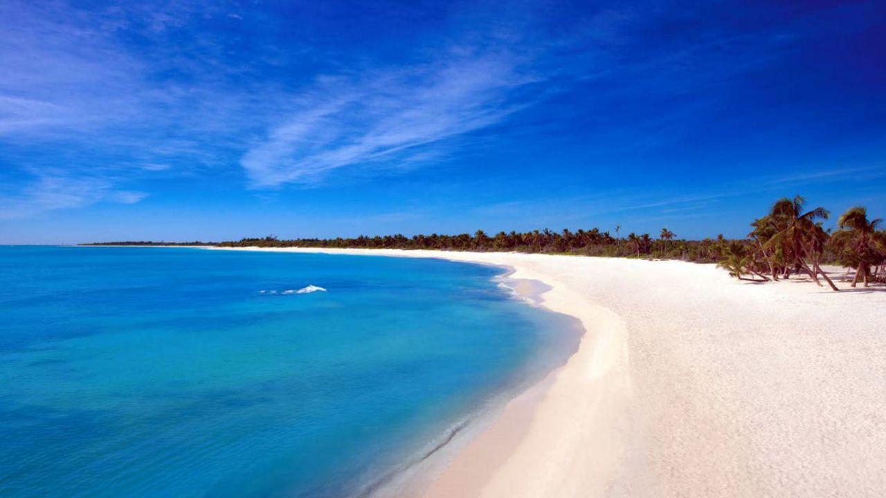 Paradisíacas playas de Cozumel