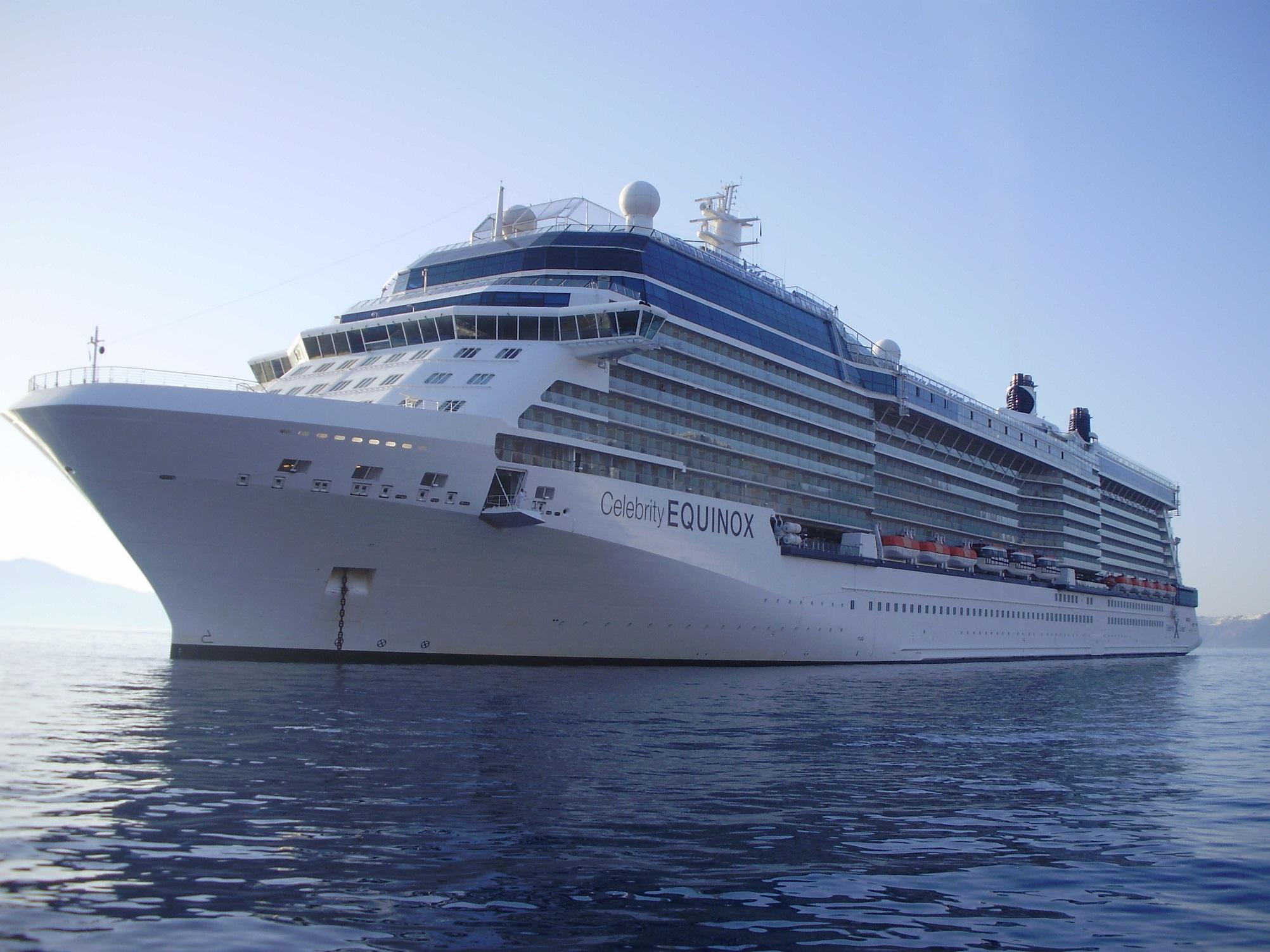 Vuelta al Mediterráneo en crucero con Celebrity Equinox.