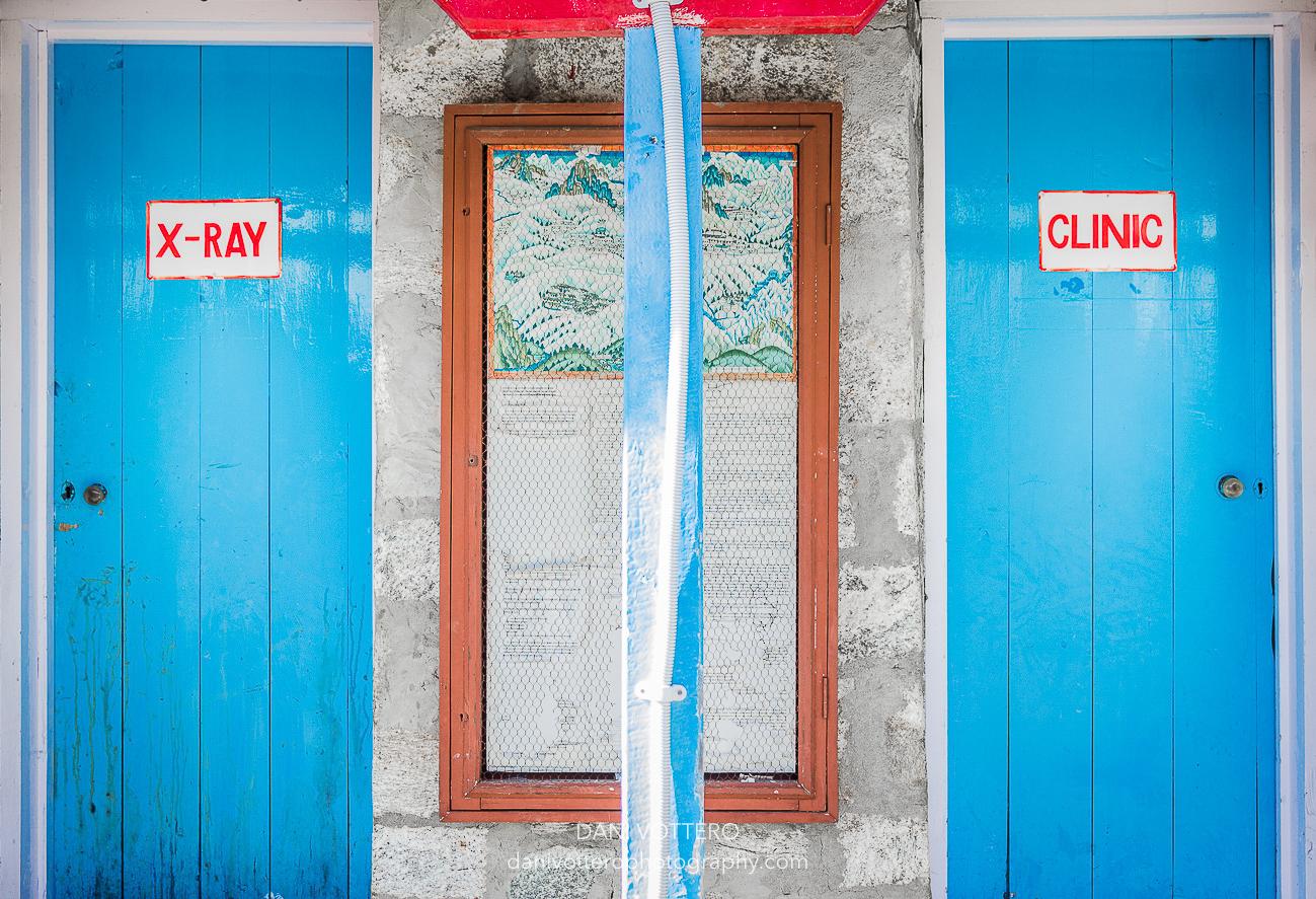Clínica en el Himalaya