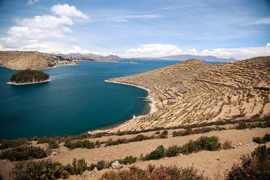 Diez viajes como Bolivia