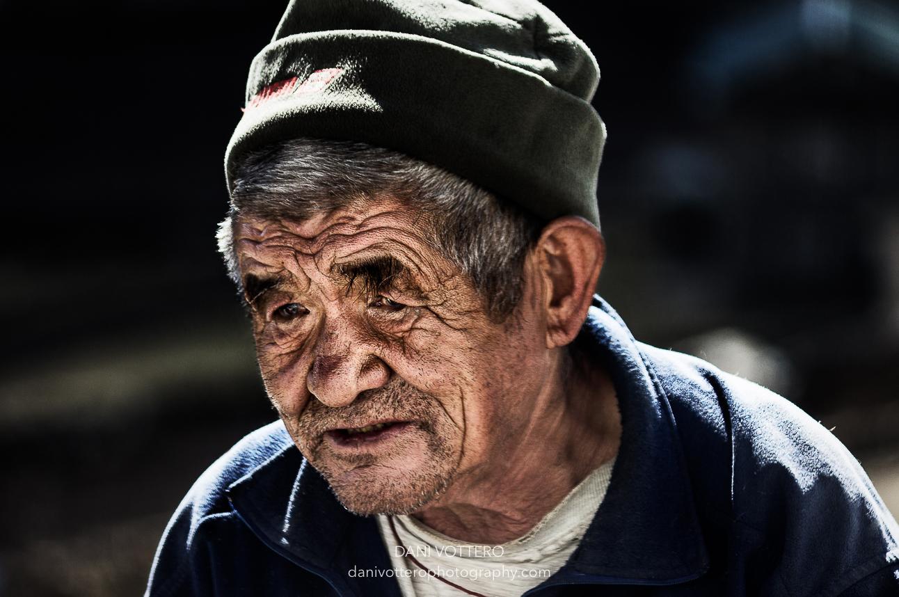 El viejo del Himalaya