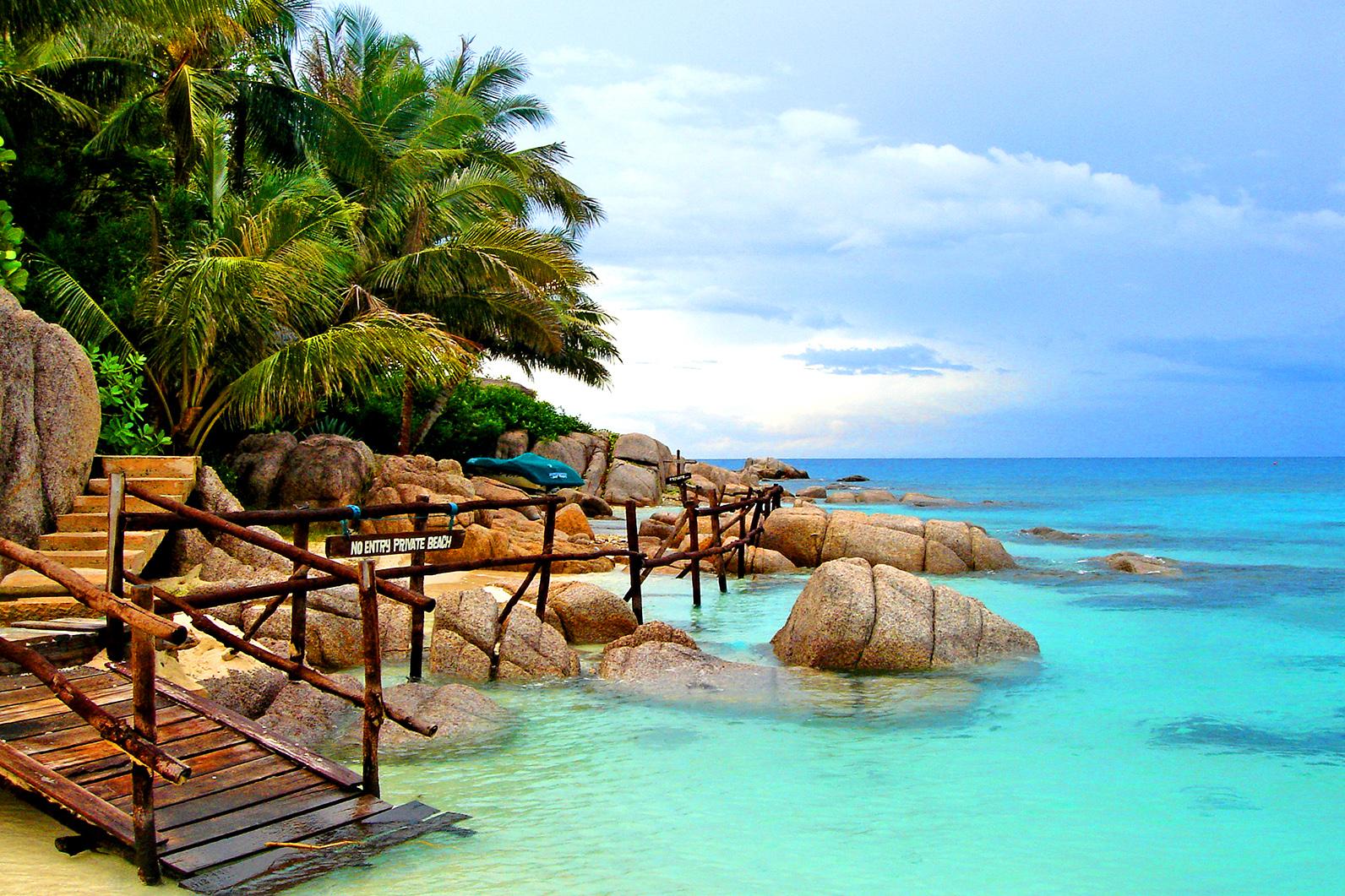 Paradisíaca Koh Tao