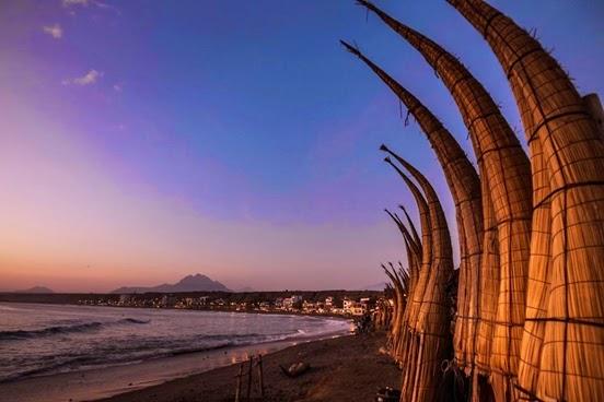 Costa norte de Peru