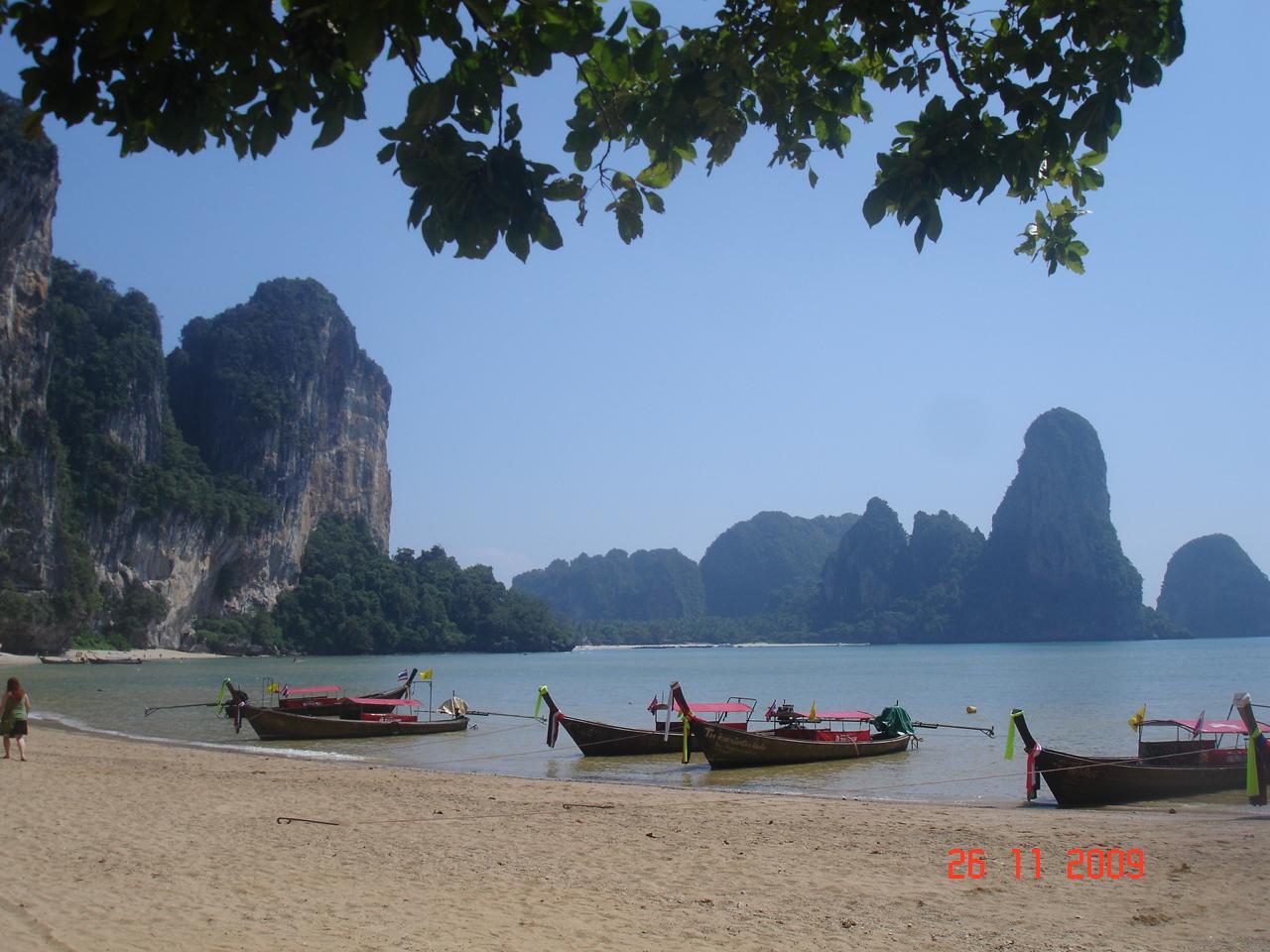 Islas de Tailandia, Rai Leh
