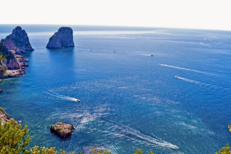 1. Capri- Costa de Italia