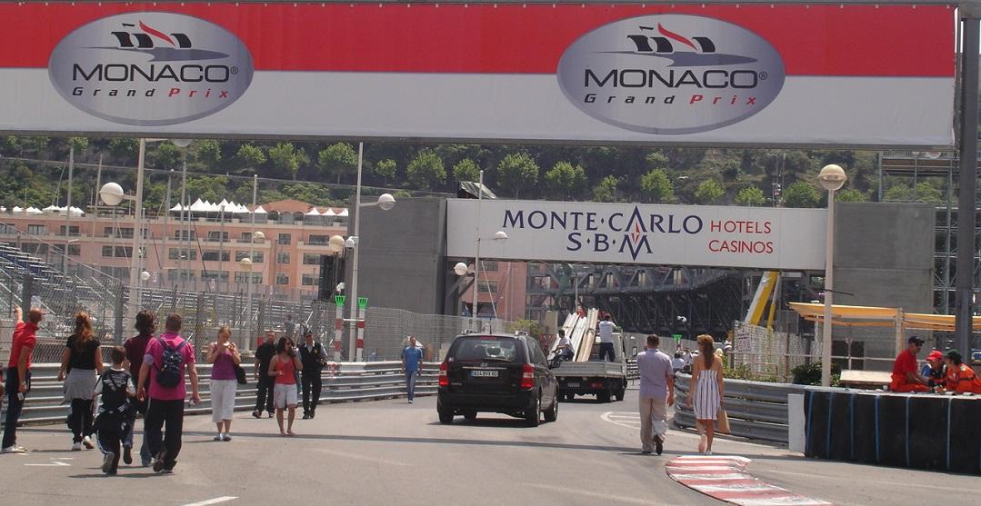 Portada de F1 de Monaco