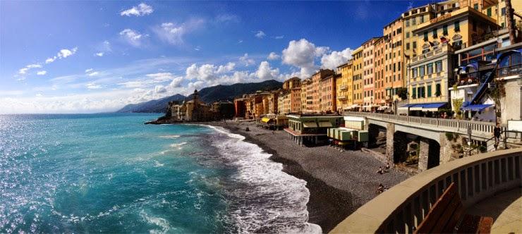 10. Camogli- Top 10 Italian Coastal Sites