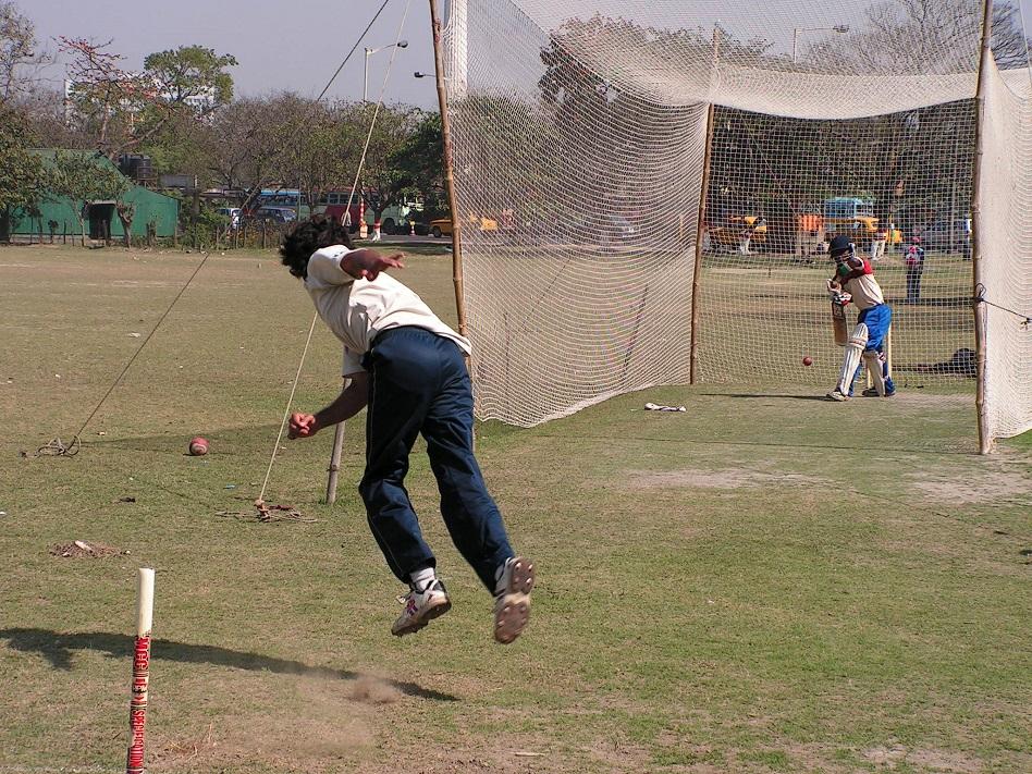 Criquet en la India
